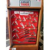 Schrade Hardware store display over 30 years old!!!