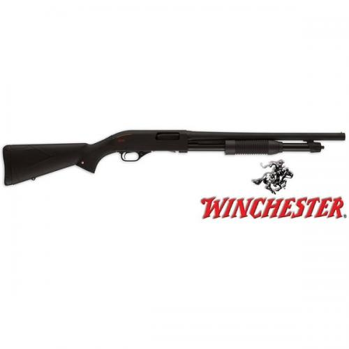 Winchester SXP Defender Matte Black 12ga 3in Pump Action Shotgun